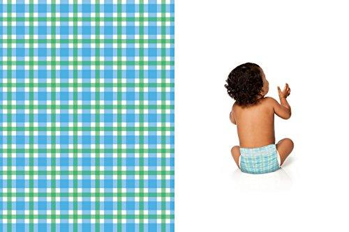 Honest Company Diapers - Plaid Design (Size 3) - 1