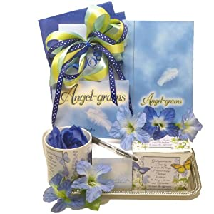 Angel-Gram Gift Basket