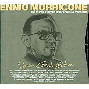 Ennio Morricone -  Super Gold Edition