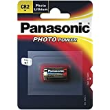 Panasonic CR2 Foto Batterie Lithium, 750 mAh, 3 V