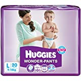 Huggies Wonder Pants Diapers (Large) -20 Count