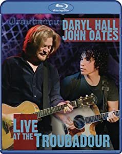 Hall & Oates: Live at the Troubadour [Blu-ray]