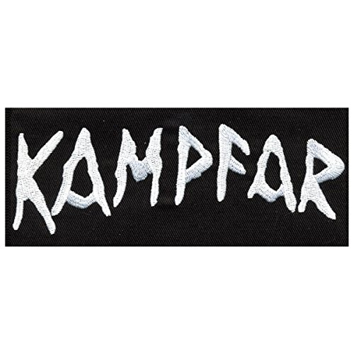 - Logo Kampfar - / Patch in gomma