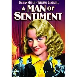 Man of Sentiment