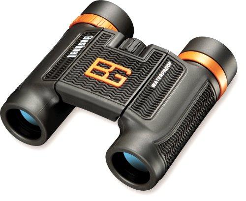 Bushnell 180825C Bear Grylls 8X25 Compact Binoculars (Black)