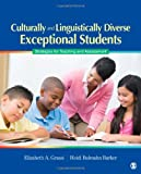 img - for Culturally and Linguistically Diverse Exceptional Students: Strategies for Teaching and Assessment book / textbook / text book