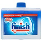 Finish Dual Action Dishwasher Cleaner...