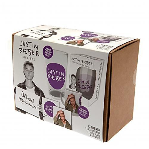 Justin Bieber - Gift Set