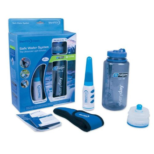 SteriPEN Classic Safe Water System UV Water Purifier