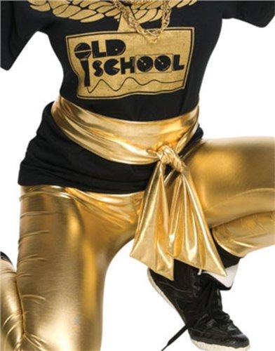 Rubie's Costume Lame Belt, Gold