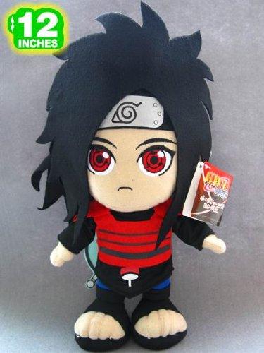 Naruto Shippuden – 12″ Uchiha Madara Plush image