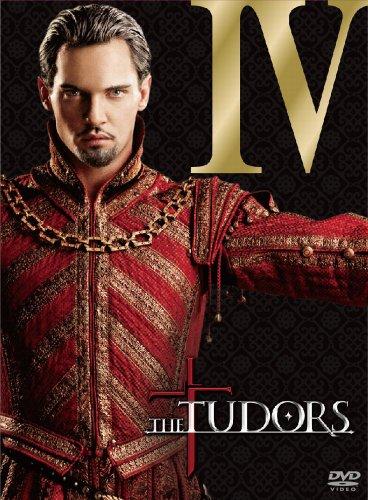 チューダーズ <ヘンリー8世 背徳の王冠> DVD-BOX Ⅳ
