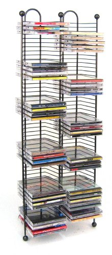 Why Should You Buy Atlantic Nestable 63705079 100 CD Tower Gunmetal