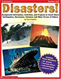 img - for Disasters! (Grades 4-8) by Tom Conklin (2000-02-01) book / textbook / text book