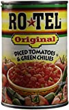 Ro Tel Original Diced Tomatoes and Green Chillies 283g