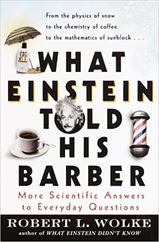 What Einstein Told His