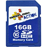 16GB Action SDHC Card Class 10 One Color, One Size