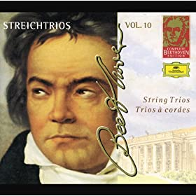 Beethoven:The String Trios (Complete Beethoven Ed Vol. 10)