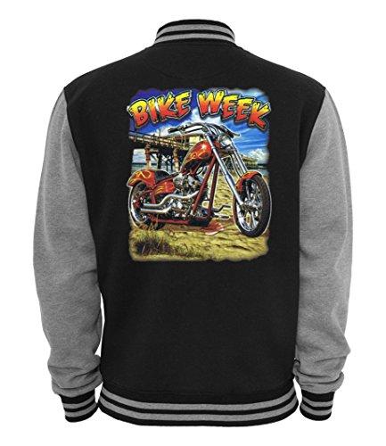 Ethno-Designs-Bike-Week-Mens-Biker-Varsity-Jacket-Old-School-Rockabilly-Vintage-Shirt-Retro-Style