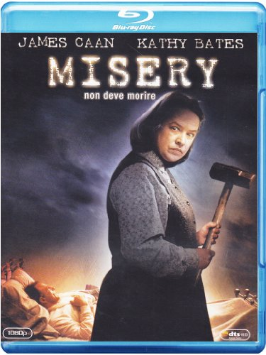 Misery non deve morire [Blu-ray] [IT Import]