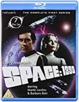 Space: 1999: the Complete First series - limited edition  [Blu-ray] [Import anglais]