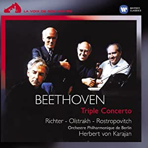 Beethoven : Triple concerto - Sonate pour piano n° 17, op. 31