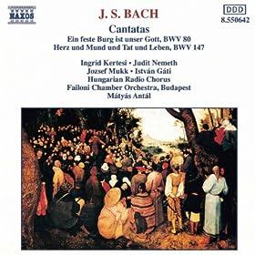Cantata: Ein feste Burg ist unser Gott, BWV 80: Choral