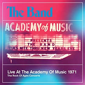 Get Up Jake (Live At The Academy Of Music / 1971)