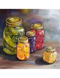 Stocked: Canning Jars by Kristine Kainer