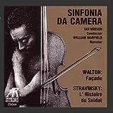 Walton: Facade / Stravinsky: LHistoire de Soldat