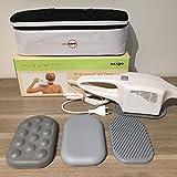 Großflächenmassagegerät Vibramat de Luxe mit 3 Massageaufsätzen von Dr. Kern