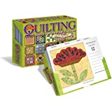 Quilting Block & Pattern-a-Day: 2009 Day-to-Day Calendar
