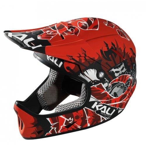 Buy Low Price Kali Avatar Helmet Oslo red (B009GIHLOA)