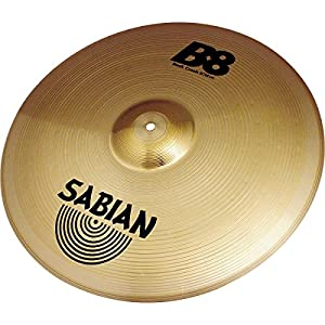Sabian 19-inch B8 Rock Crash Cymbal