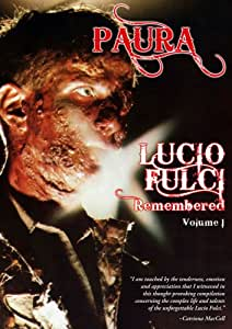 Paura - Lucio Fulci Remembered Vol. 1 [Limited Edition]