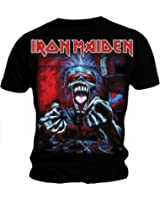 Official T Shirt IRON MAIDEN Eddie A REAL DEAD ONE All Sizes