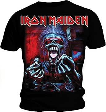 Official T Shirt IRON MAIDEN Eddie A REAL DEAD ONE S