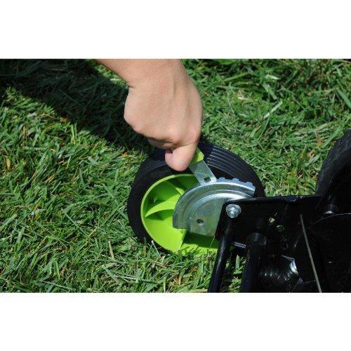 Cleva-LawnMaster LMRM1601 Reel Mower, 16-Inch image