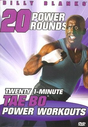 Billy Blanks Tae Bo Twenty 1 Minute Power Rounds - Region 0 Worldwide