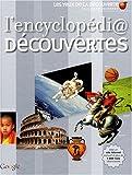 echange, troc Simon Adams, Stéphanie Morillon, Andy Catling, Collectif - L'encyclopédi@ Découvertes