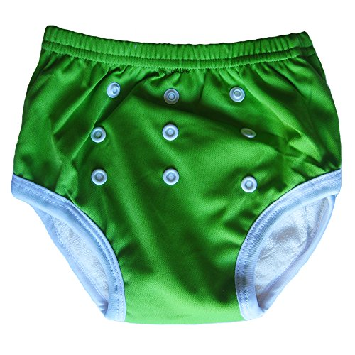 Waterproof Pull-Up Training Underwear Pants For Toddler / Bamboo Inner (1140) front-77152