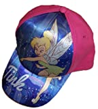 Disney Fairies Tinkerbell Girls Baseball Cap