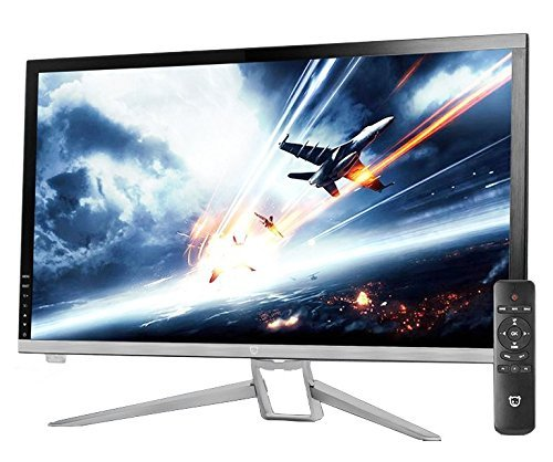 CrossLCD-27V-IPS-DP-FREEDOM-HDMI-2560X1440-WQHD-75Hz-5ms-Flicker-Free-Metal-Stand-FreeSync-with-Remote-2016-New-model