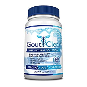 GoutClear: Fast & Effective Solution to Gout