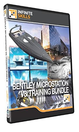 Discounted Microstation Training Video Bundle (23 hours)