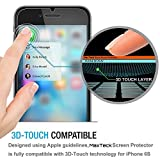 2-Pack-iPhone-6-6S-Screen-Protector-MaxTeck-026mm-9H-Tempered-Shatterproof-Glass-Screen-Protector-Anti-Shatter-Film-for-iPhone-6-6S-47-inch-3D-Touch-Compatible-Lifetime-Warranty