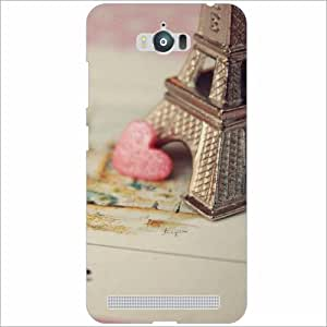 Asus Zenfone Max ZC550KL Back Cover - Heart Designer Cases