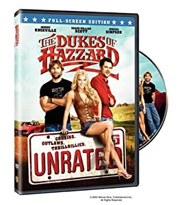 The Dukes of Hazzard (Unrated Full Screen Edition) by Warner Home Video