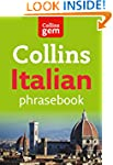 Italian Phrasebook (Collins Gem)