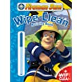 Fireman Sam Wipe-Clean Activity Book